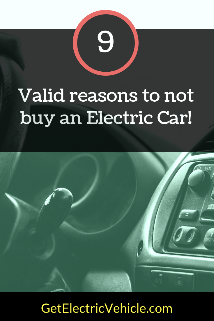 Why Electric Car Is Not Popular