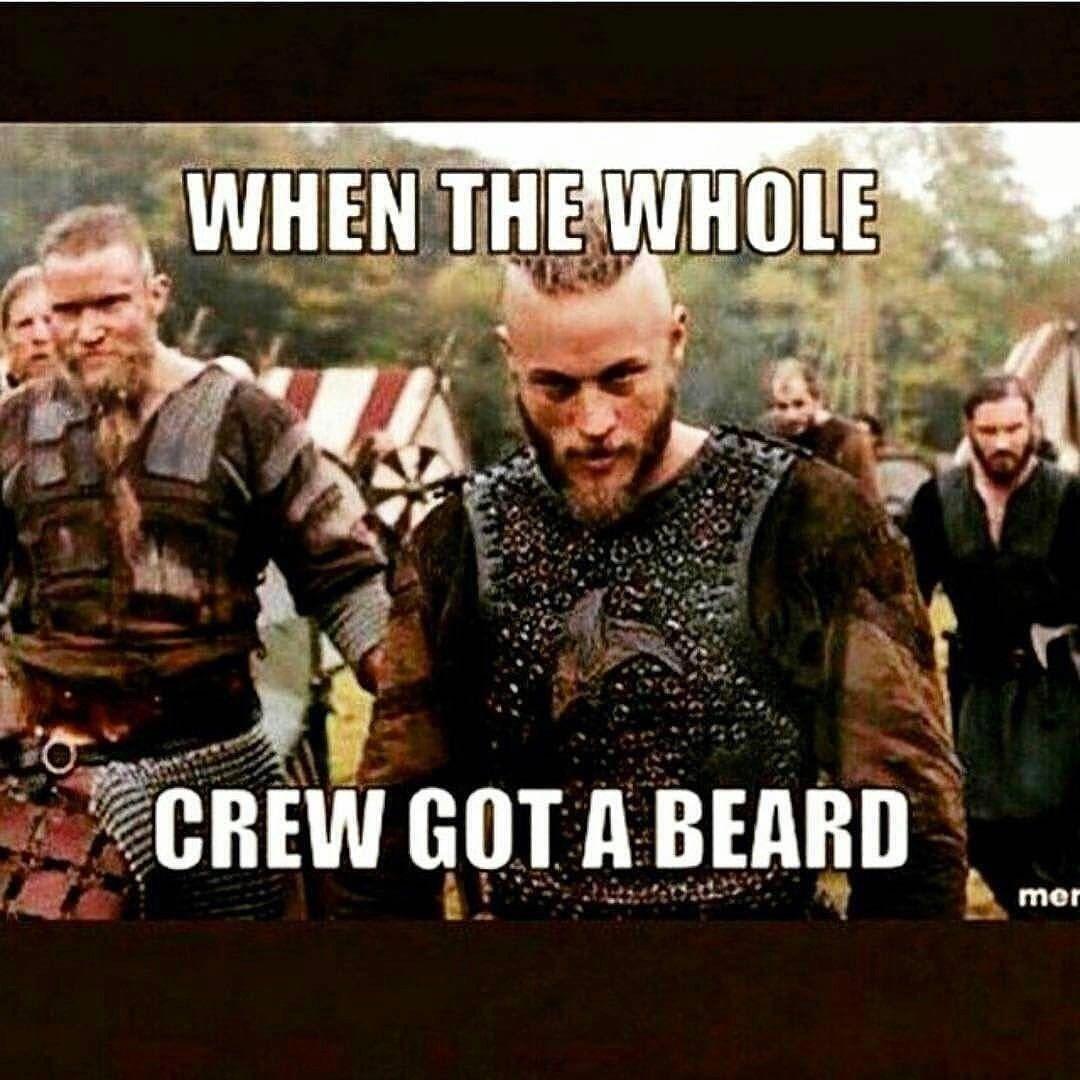 d48f81ef709f9c00c308e41593da2d79 when the whole crew got a beard beard memes from beardoholic