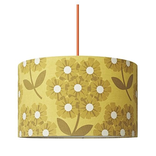 Orla kiely acorn cup drum lamp light shade large lamp shades orla kiely acorn cup drum lamp light shade large aloadofball Choice Image