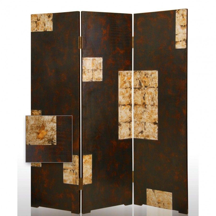Screen Gems Evolution Decorative Wood Room Divider SG 60