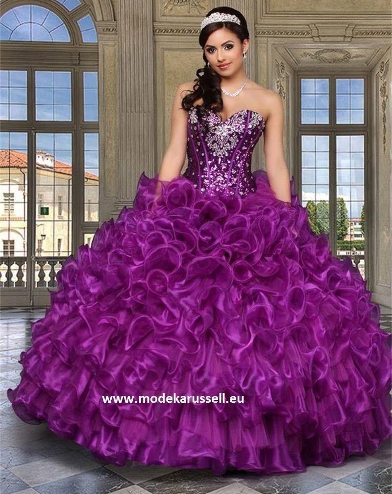 Ballkleid konstanze in lila damenmode alle trends im mode