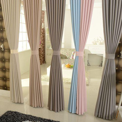 Resultado de imagen para cortina minimalista Barcelona Pinterest - cortinas para ventanas