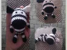 Cute Bonnie Reindeer Doll Crochet Pattern By HavvaDesigns© No.1   165x220