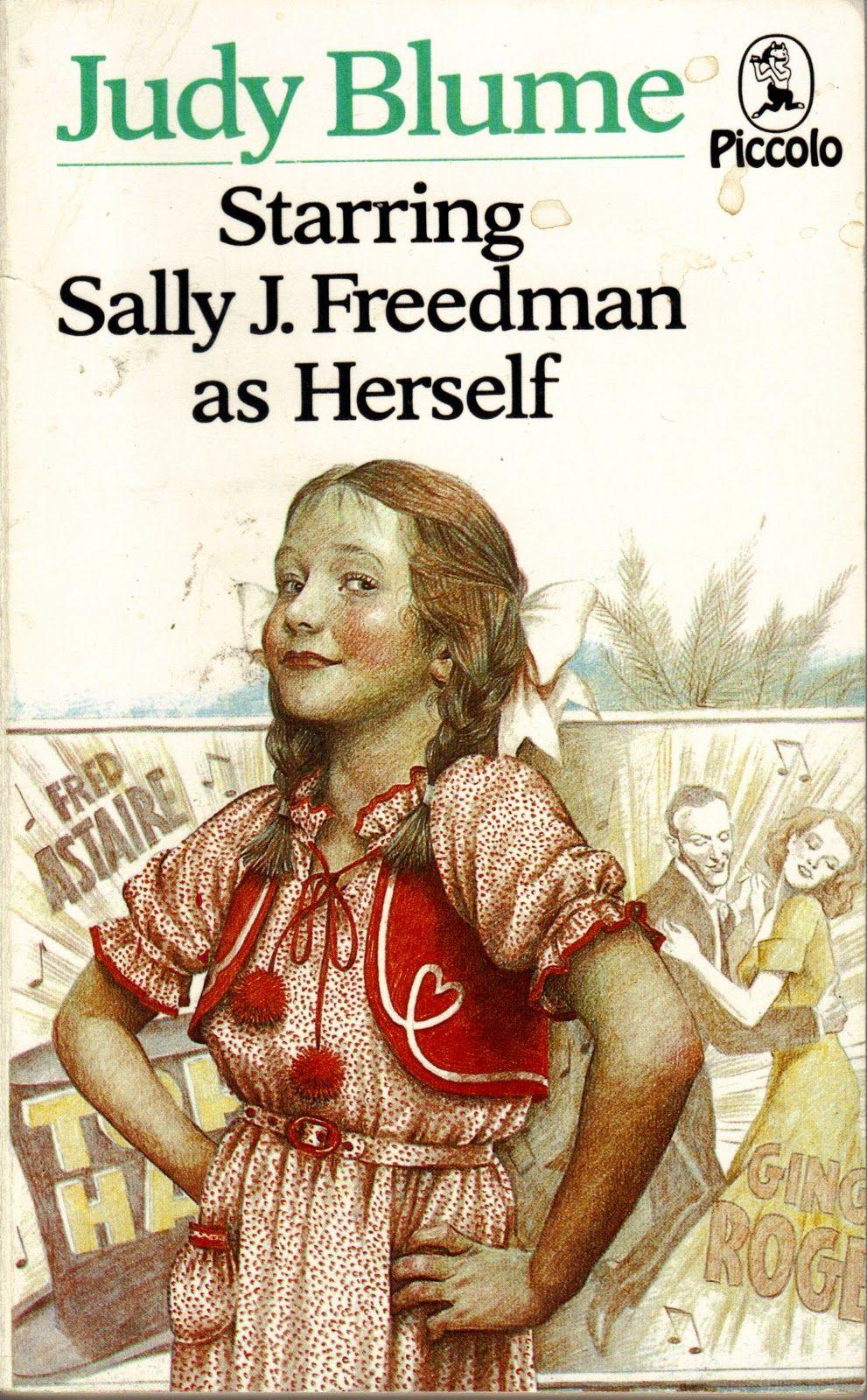 Freedman as Herself Starring Sally J