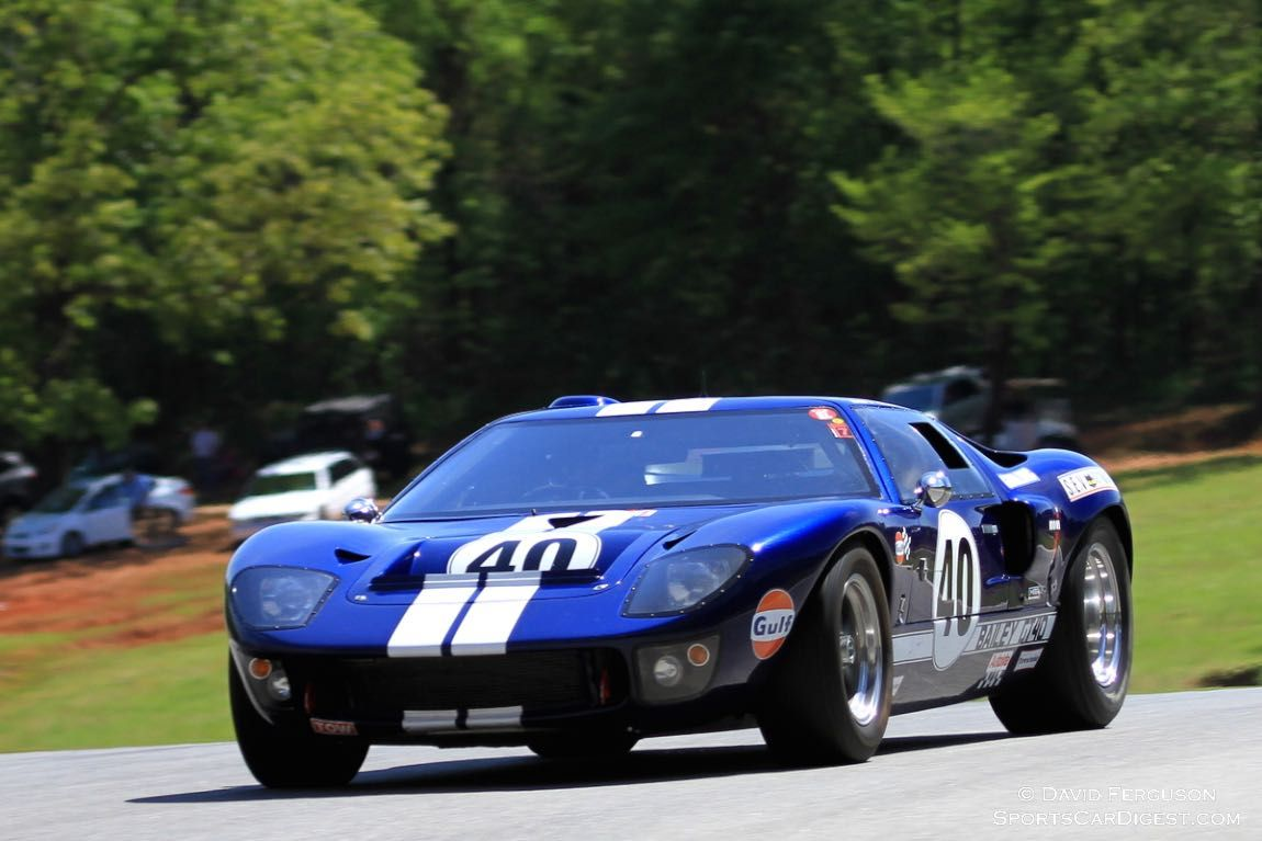 Pin On Cobra Gt40 Ford Road Racers