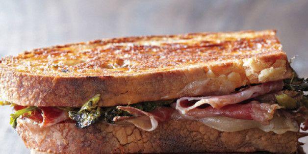 The art of sandwich making