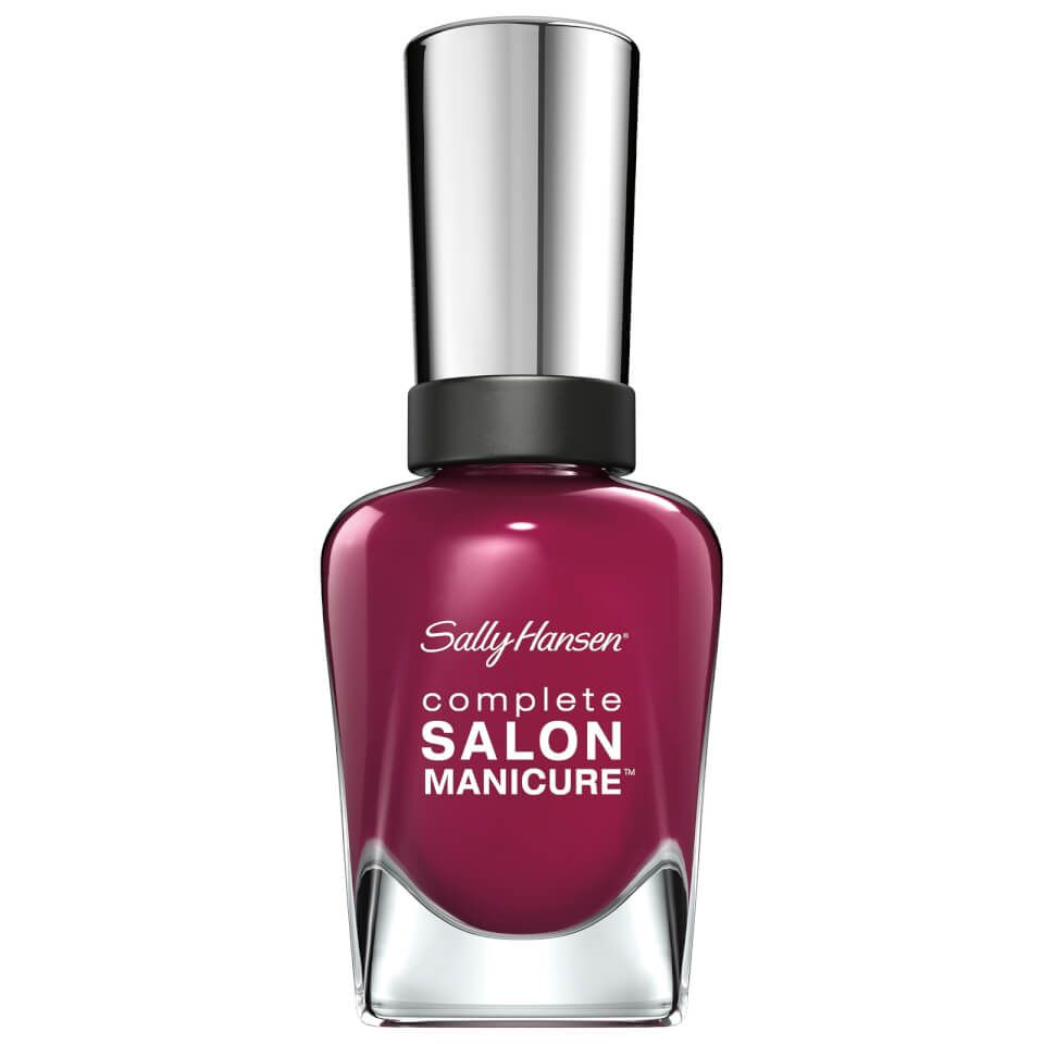 Sally hansen complete salon manicure keratin strong nail varnish