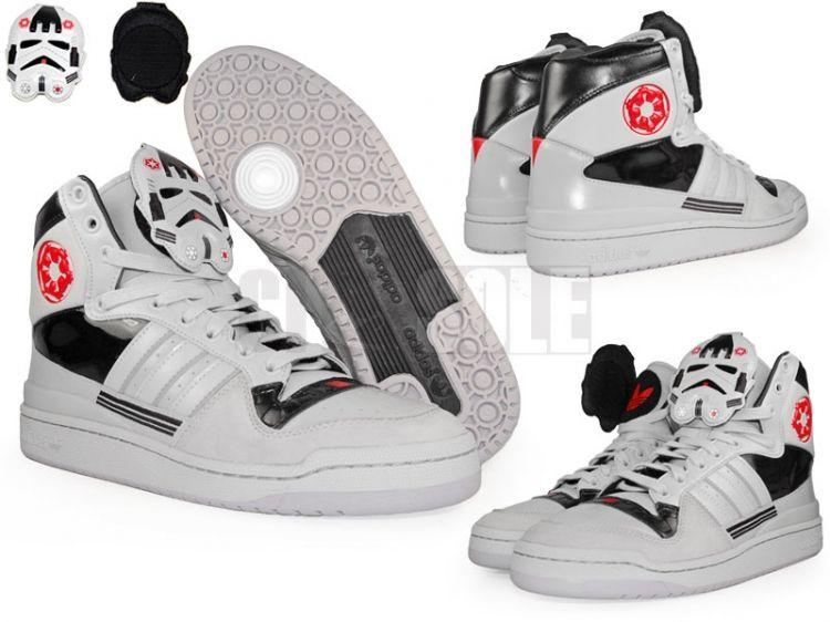 Adidas Originals x Star Wars Eldorado High Hi Top