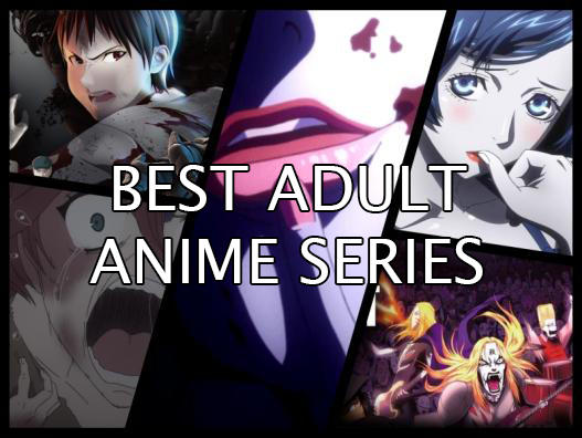 Pin on Best Adult Anime Series