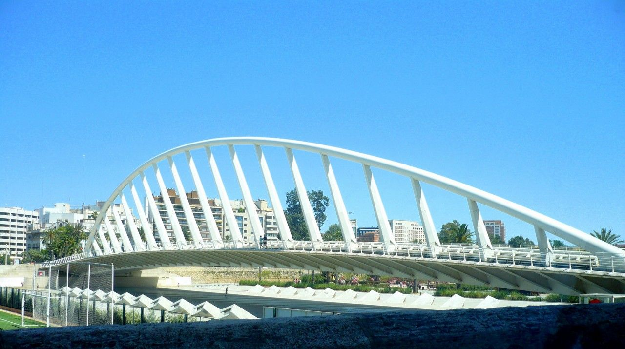 calatrava - bridge - Valencia