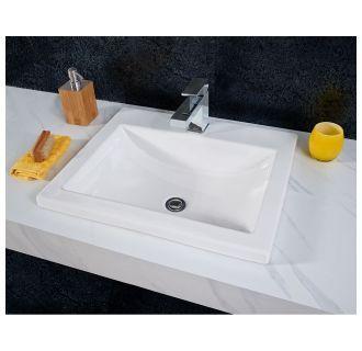 American Standard 0643 001 In 2020 Drop In Bathroom Sinks Sink