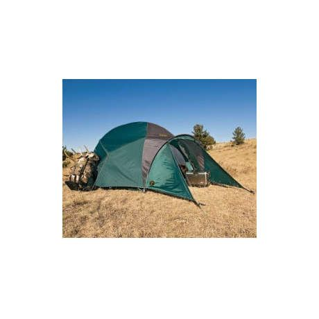 Cabela's Alaskan Guide Model Tent - 8 person, fibreglass poles, reg $650, sale for $550.