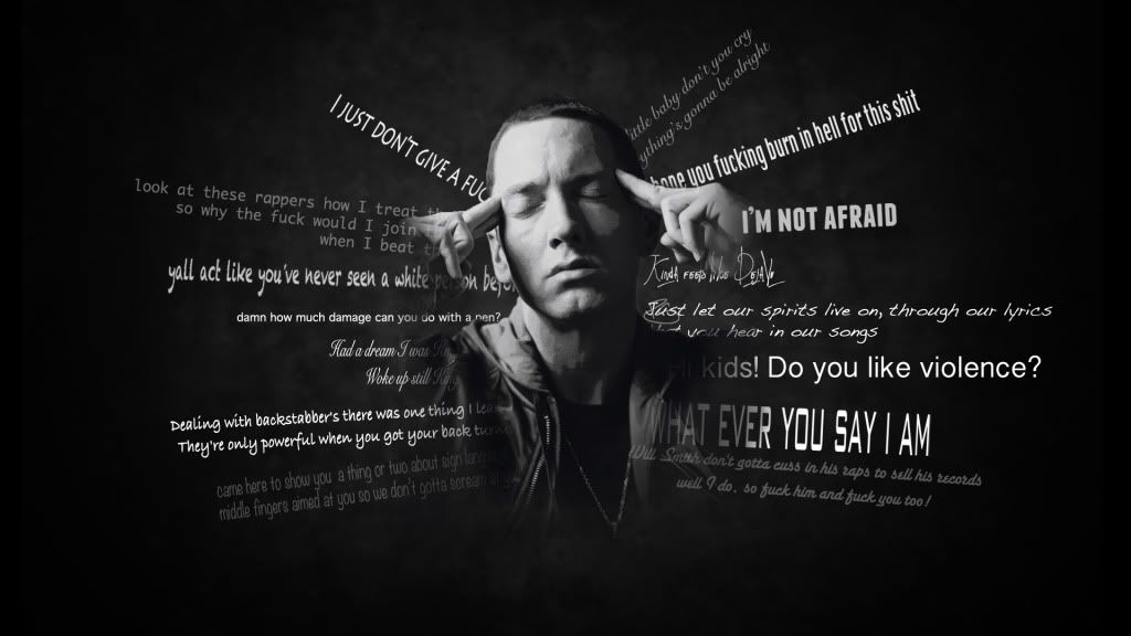 Eminem - Not Afraid - Directlyrics