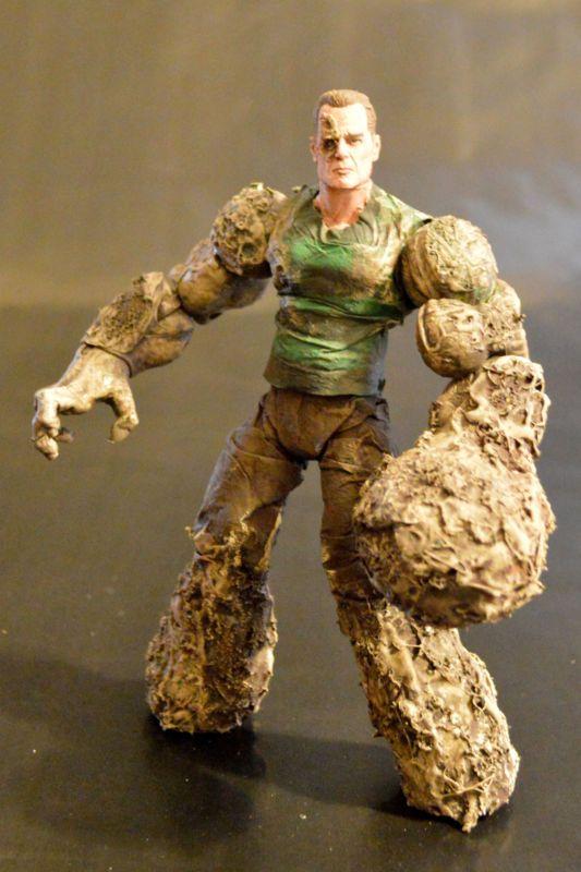 Sandman (Spider-Man) Custom Action Figure   Custom action ...