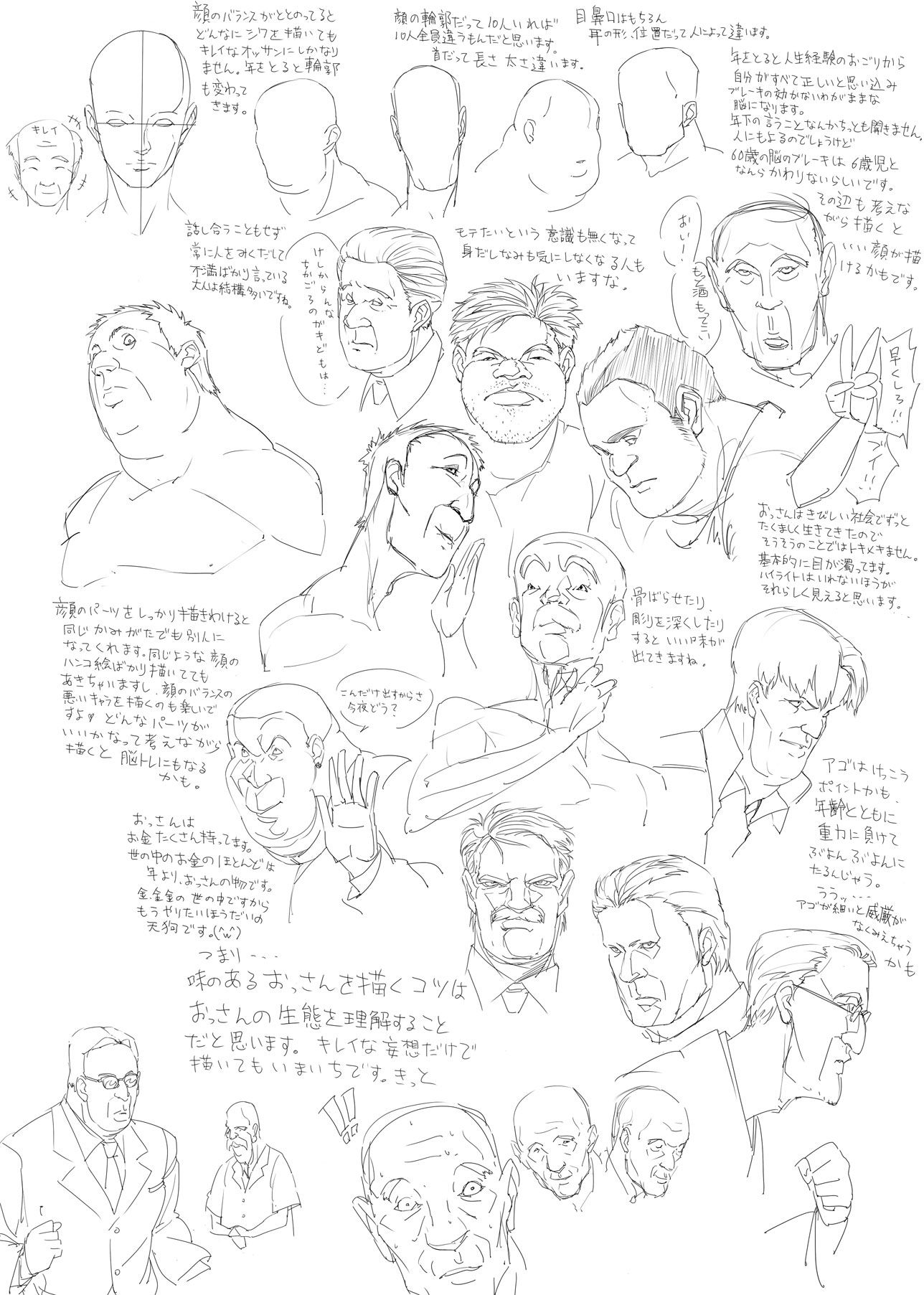 【Animation, Comic & Character Design PIctures】 (https
