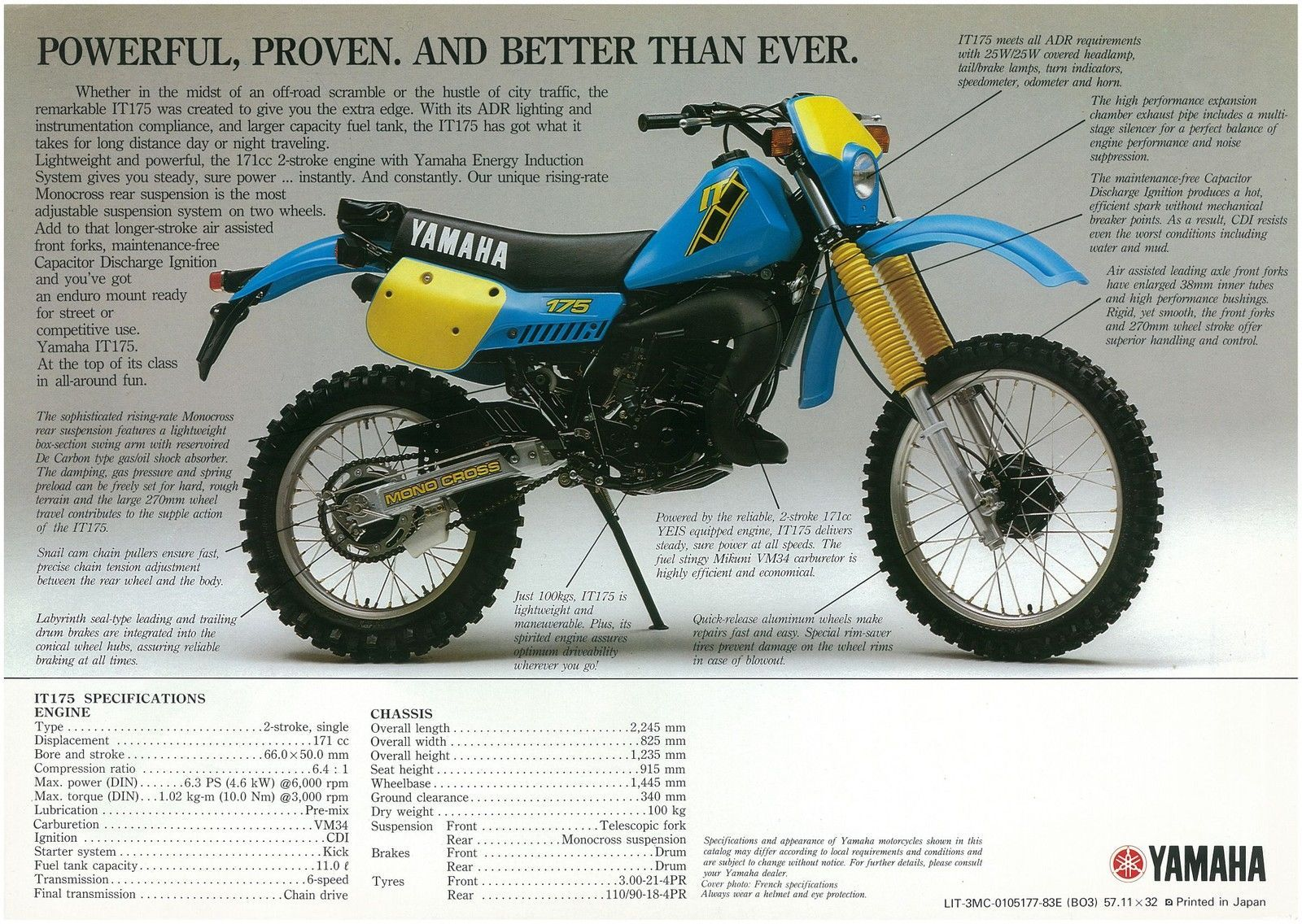 Pin by Jesse Romero on mx | Enduro motorcycle, 2 stroke dirt
