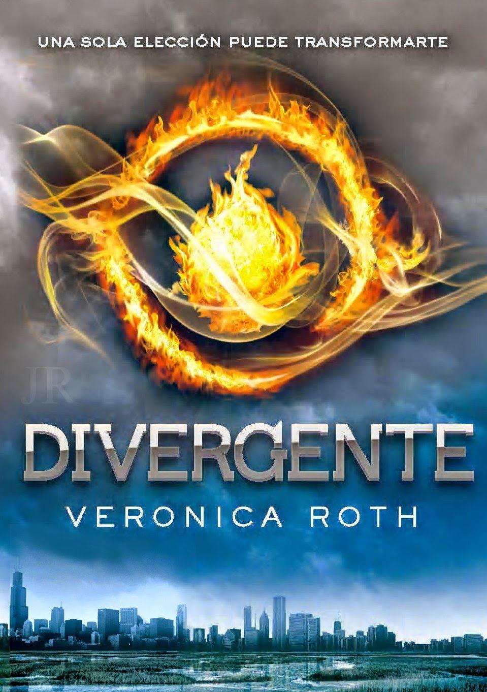 Yo Leo Porque Puedo: Trilogía Divergente - Veronica Roth (Pdf ...