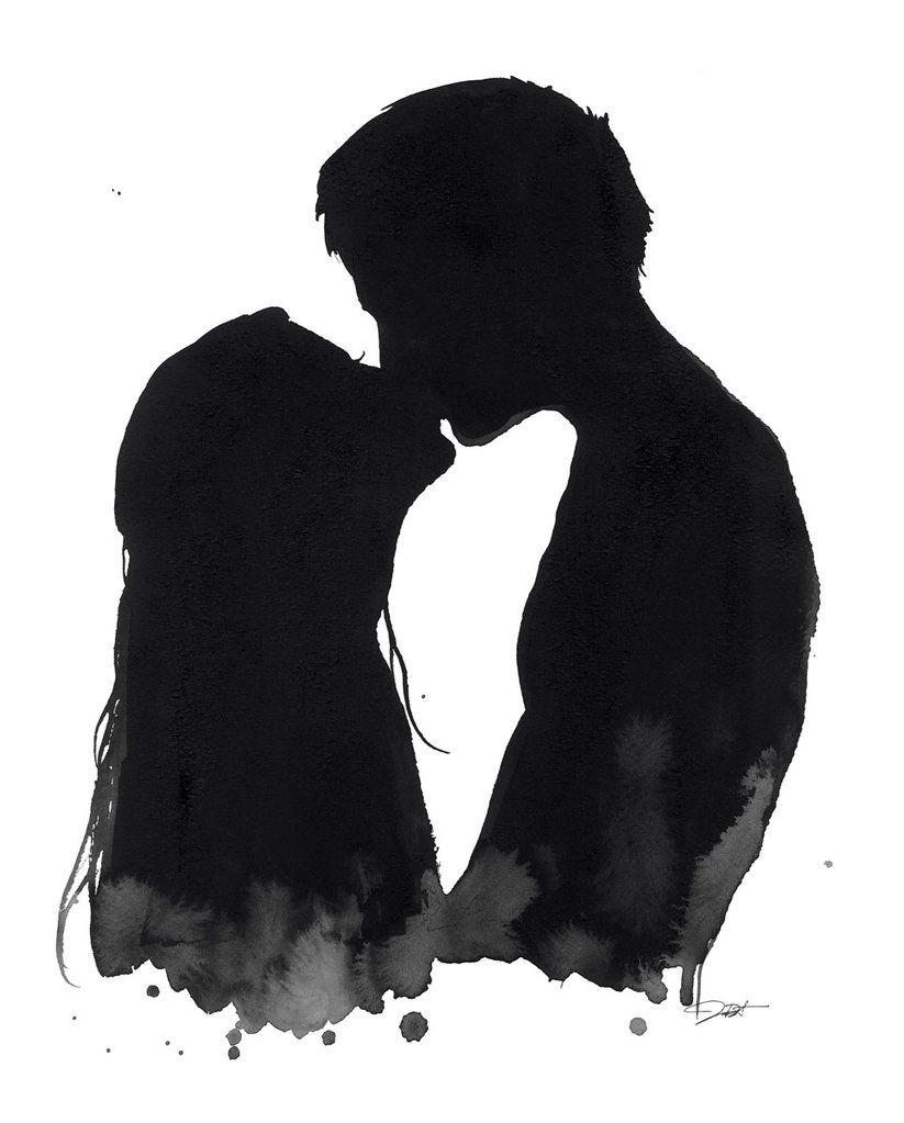 Kissin' – McGaw Graphics