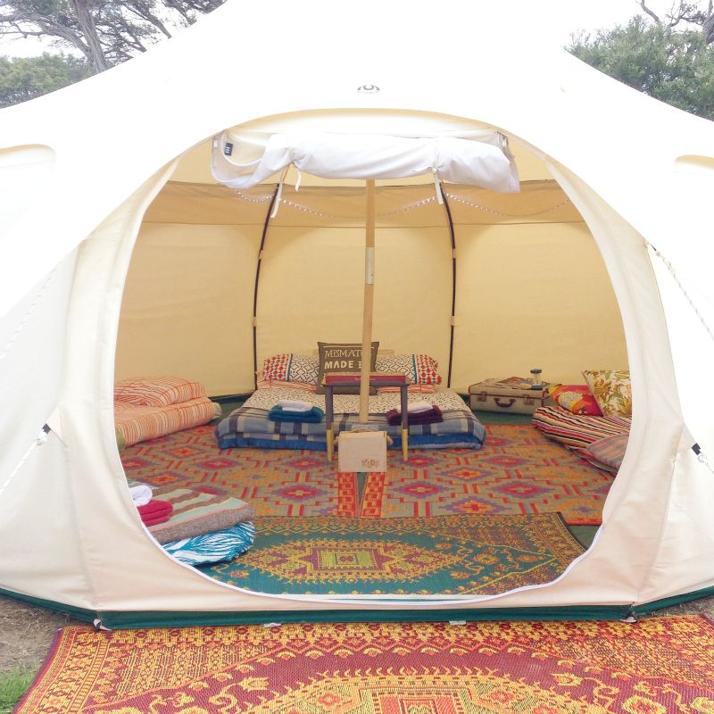 Happy Gl&er offers a stunning Lotus Belle tent for hire for gl&ing weddings festivals & Happy Glamper offers a stunning Lotus Belle tent for hire for ...