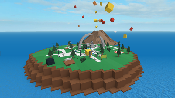 Natural Disaster Survival, a Free Game by Stickmasterluke