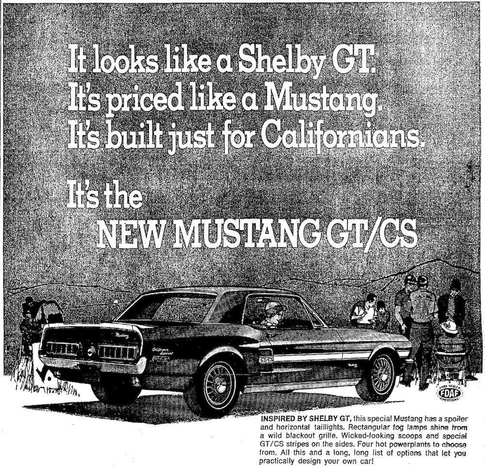 1968 00140 10 Jpg 1 000 966 Pixels New Mustang Mustang Mustang Gt