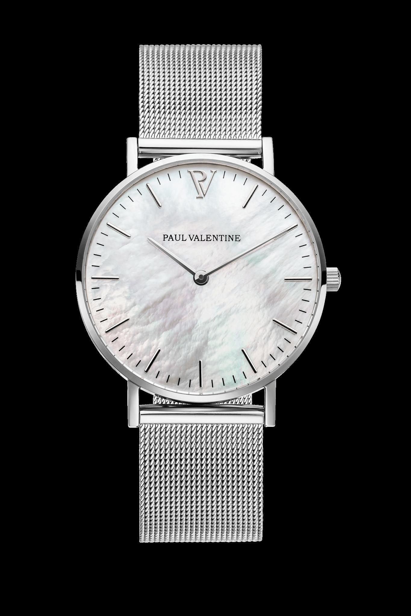 Silver Seashell Mesh Uhren Kleiderschrnke Und Schmuck