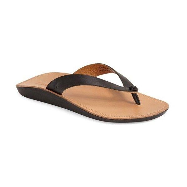 0f90c92da0d52b Women s Olukai  Loea  Flip Flop (26.995 HUF) ❤ liked on Polyvore featuring