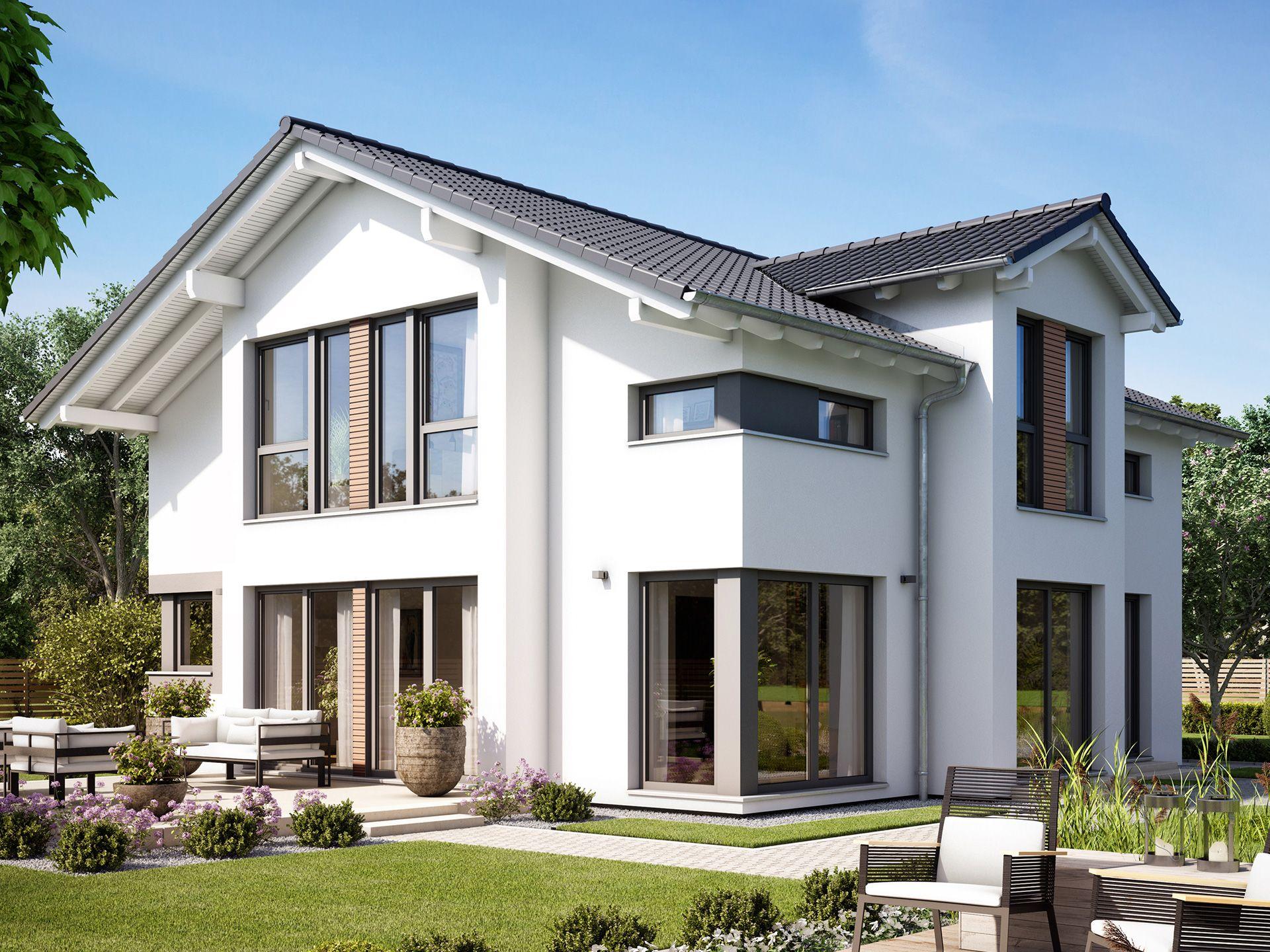 Einfamilienhaus FANTASTIC 161 V4 BienZenker