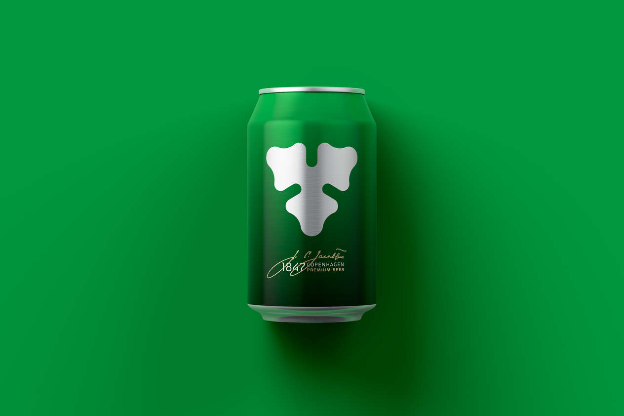 Carlsberg Germany Can on Packaging of the World - Creative Package Design…