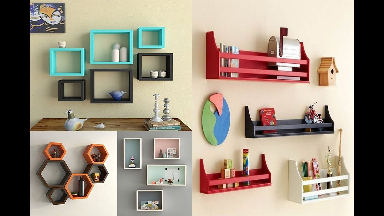 45 Best Wall Shelves Design Ideas For Your House Shelf Design