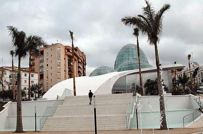 FLORACIONES EN MÁLAGA Y MÁS: Orquidiario de Estepona