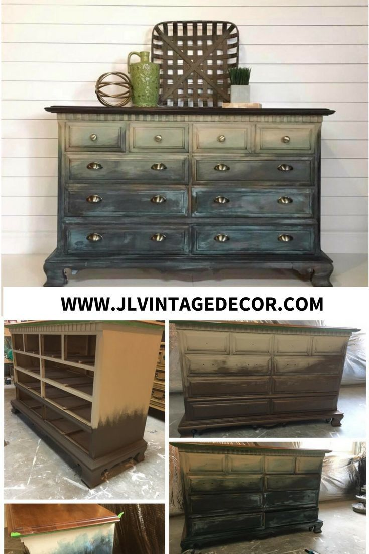 Home Decor, Custom Furniture, Restoration Furniture By Ju0026L Vintage # Furniture #u2026 | Dressers And Night Stands | Pinteu2026