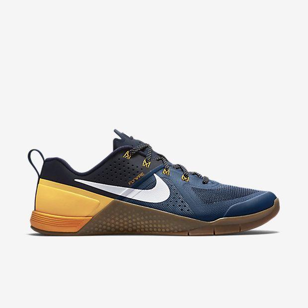 pas cher confortable Nike Metcon 1 Hommes Chaussures Multisport Bleu dernier IoTpVl