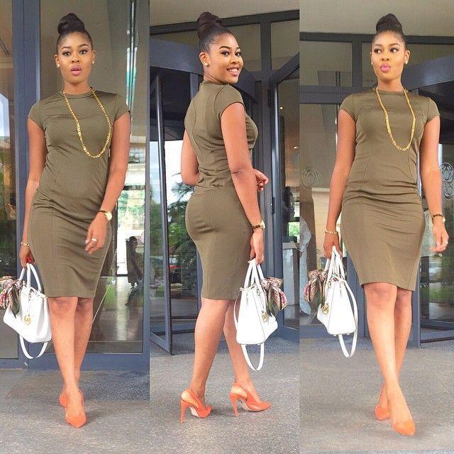 7ee1cc99bd9 Top Ten Corporate Dresses For Ladies In Nigeria Dabonke