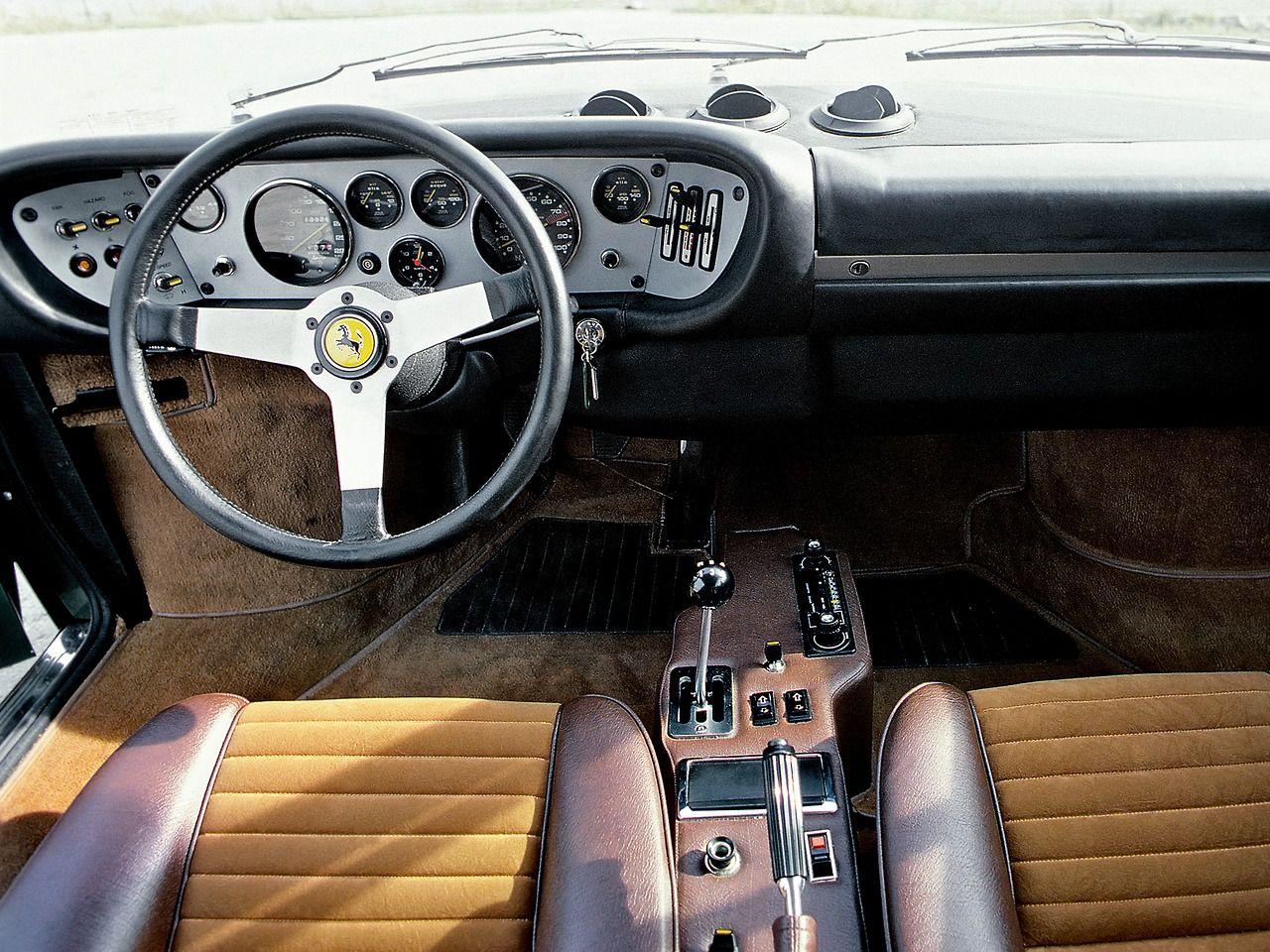 Ferrari Dino 308 Gt4 Ferrari Ferrari Mondial Classic Sports Cars
