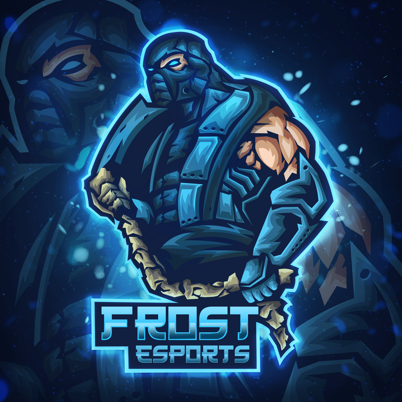 Sub Zero Scorpion Esports Logo Done On Fiverr Please Click Image For Link In 2021 Esports Logo Game Logo Design Art Logo