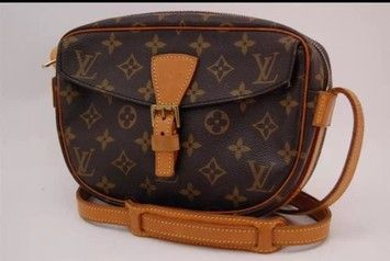Louis Vuitton Jeune Fille Pm Cross Body Brown Messenger Bag. Get one of the hottest styles of the season! The Louis Vuitton Jeune Fille Pm Cross Body Brown Messenger Bag is a top 10 member favorite on Tradesy. Save on yours before they're sold out!