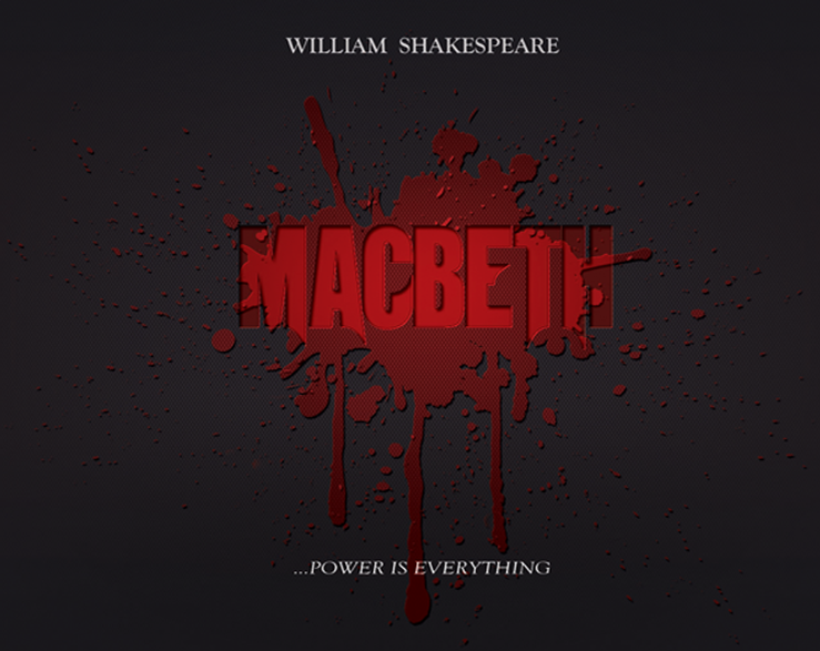 Personal Project: Macbeth Book cover: Skills learned ...
