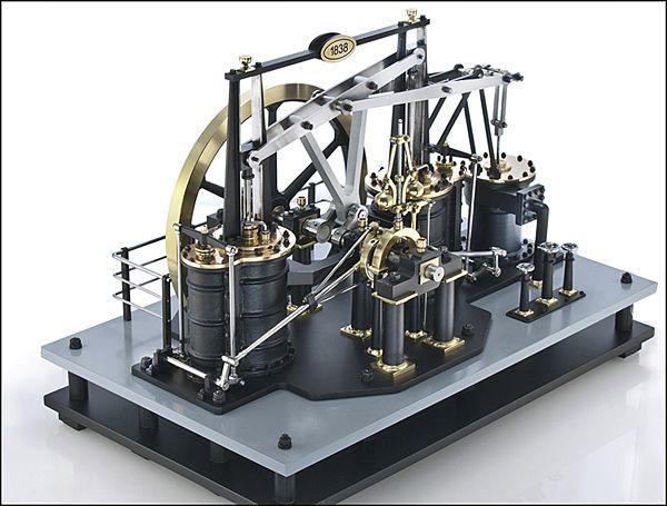Pin von Douglas Egedy auf Steam and models | Pinterest