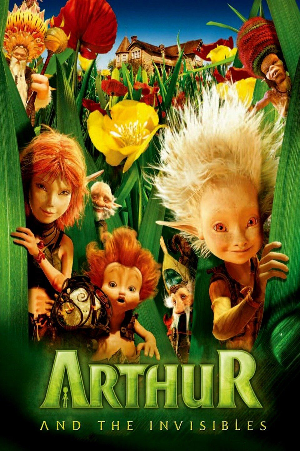 Arthur And The Invisibles Luc Besson In 2020 Arthur And The Invisibles Full Movies Online Free Full Movies Online