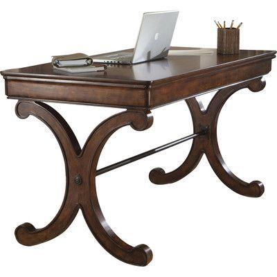 Rosalind Wheeler Fairhills Computer Desk with Keyboard Tray