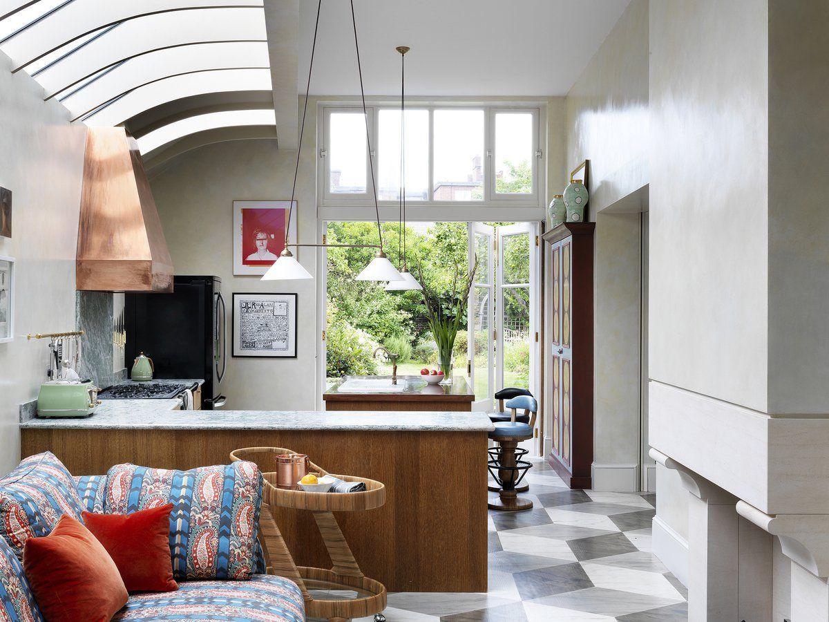 See More Of Beata Heuman Ltdu0027s A West London House On 1stdibs