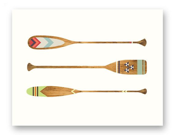 canoe paddle art cottage chic decor lake cottage decor rustic cottage designs outdoor. Black Bedroom Furniture Sets. Home Design Ideas