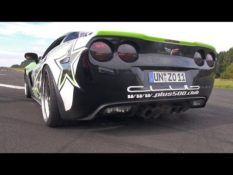 Corvette C6 Z06 Lovely V8 Exhaust Sounds Youtube Corvette