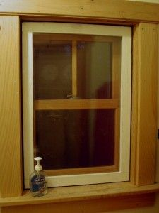 Marvelous DIY Interior Storm Windows   Insert Storm Windows To Increase The R Rating  Of Your Old Windows.