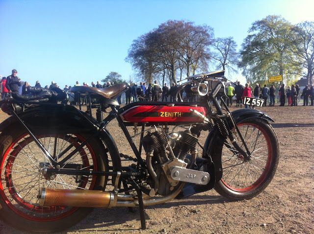 Pioneer Run 2014: piloting a 100 year-old motorcycle to Brighton