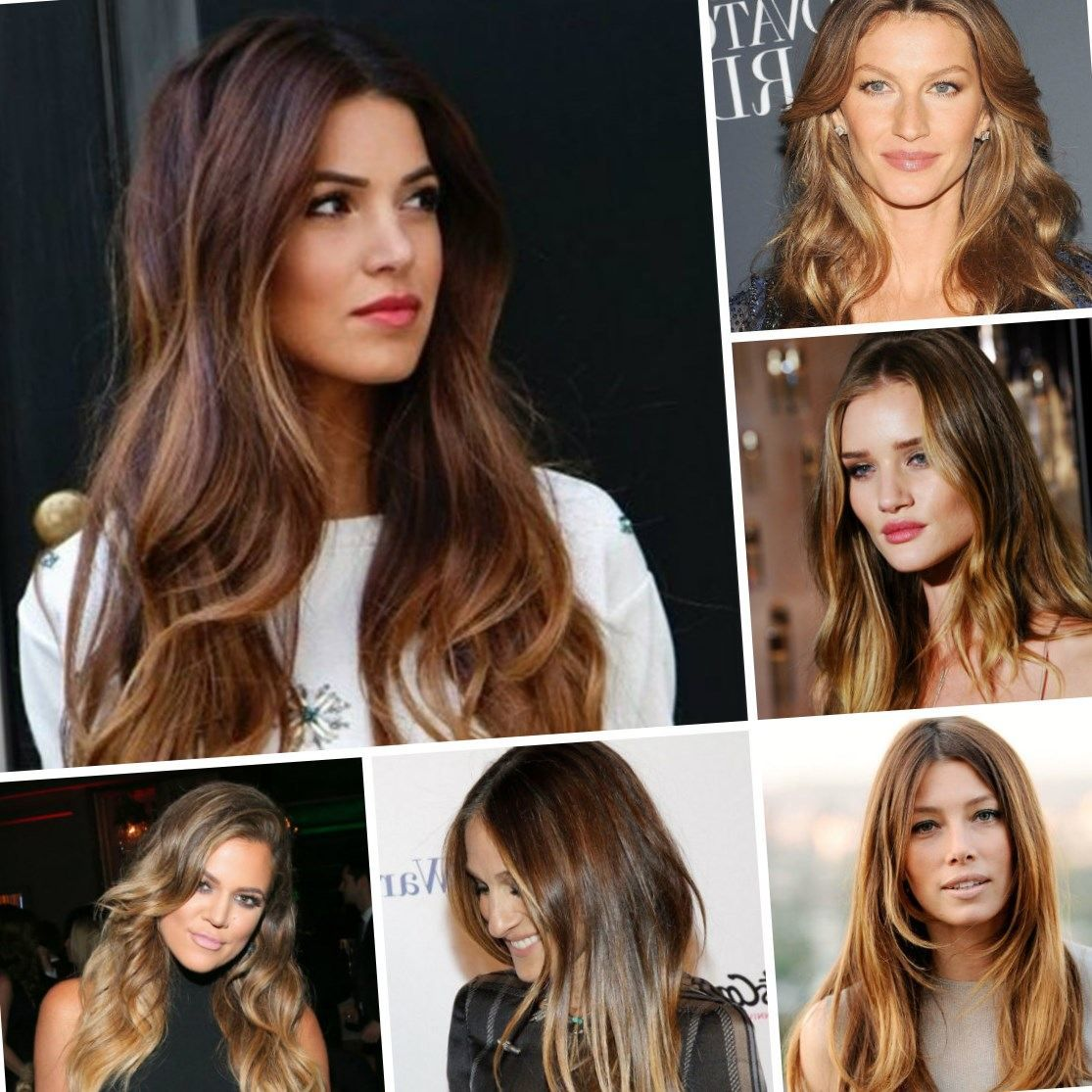 Best Hair Color Ideas Trends In 2017: Best Hair Color Ideas In 2017