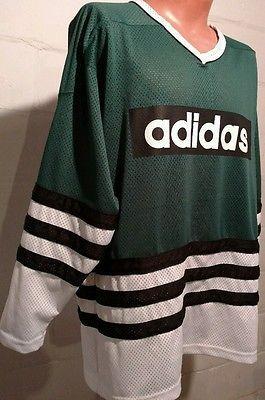vintage adidas hockey jersey