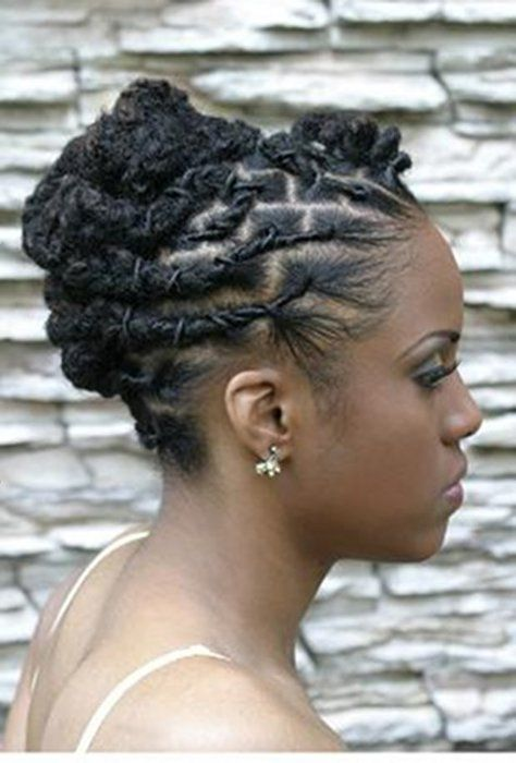A Wedding Style Maybe Locs Hairstyles Dreadlock Wedding Hairstyles Dreadlock Hairstyles Black