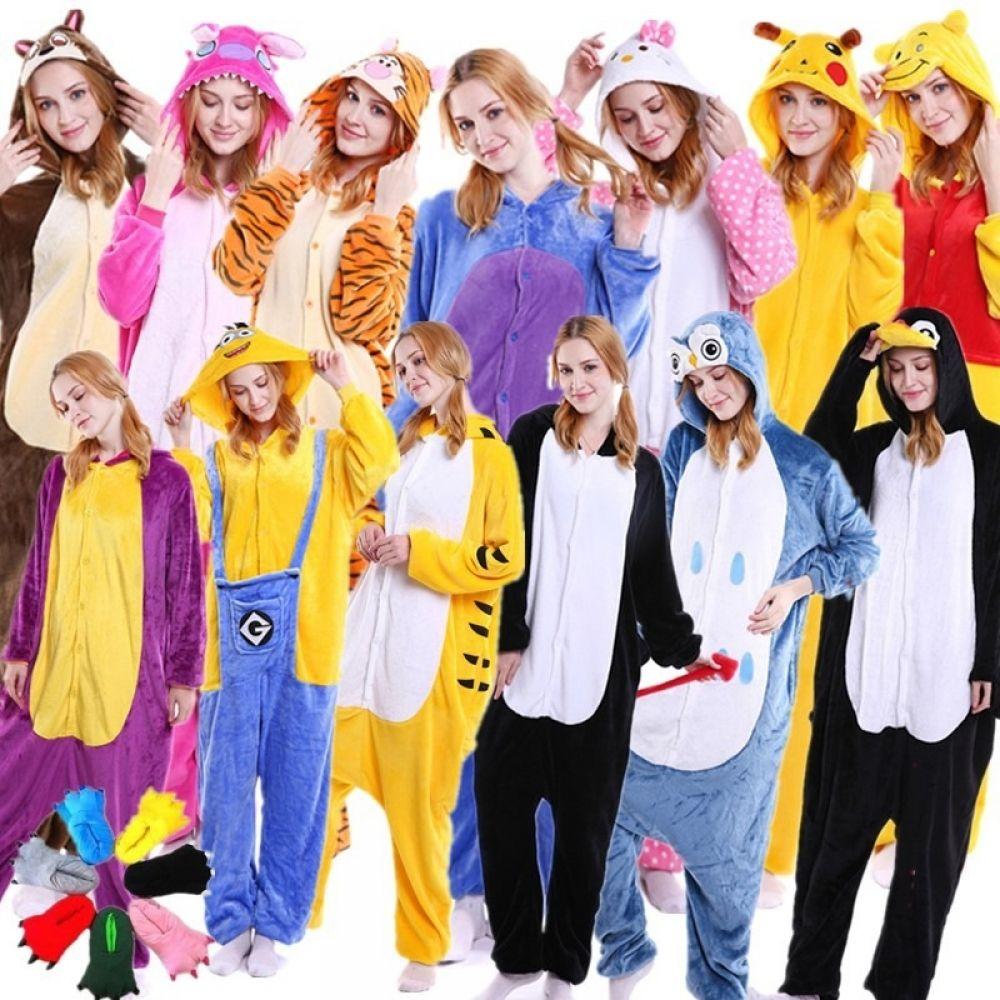 Anime cosplay onesie pajamas in 2020 halloween onesie